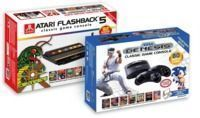 Sega Genesis or Atari Flashback 5 Retro Gaming Console