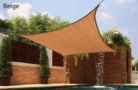 Medium Square Sail Extra-heavy Fabric Sun Shade