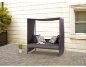 Mainstays Alexandra Square Steel Cushion Day Lounger