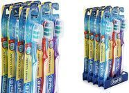 Oral-B Shiny Clean Toothbrush 12-Pack