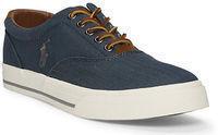 Polo Ralph Lauren Men's Vaughn Herringbone Sneaker