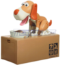 Choken Bako Coin Eating Dog Bank