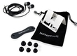 Human Toolz Sound Budz XS In-Ear Headphones Bundle