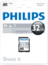 Philips 32GB Secure Digital High-Capacity Card