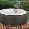 Therma Spa 4-person Inflatable Portable Hot Tub Spa