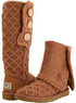 UGG Women's Lattice Cardy Boots (Chestnut)