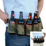6-Pack Drink Belt Holster