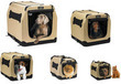 Petnation Port-A-Crate Portable Pet Home