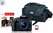 EOS Digital Rebel XS 10.1-MP SLR Camera Bundle (Refurb)