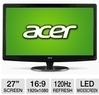 Acer 27 Class Widescreen 3D LED HD Monitor