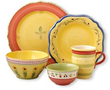 Pistoulet 20 Piece Dinnerware Set
