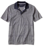 Men's Luxe-Touch Cotton Jacquard Polo