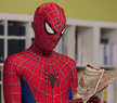 Carl's Jr. - Dress Like Spider-Man & Eats For Free on 7/4