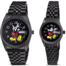 Mickey Mouse Disney Black Dial Watch