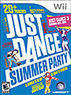 Just Dance: Summer Party Limited Edition (Nintendo Wii)