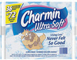 Charmin Ultra Soft Toilet Paper 36-Count
