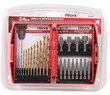 Olympia Tools 24-Pc. Drill & Driver Bit Set