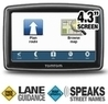 TomTom XL 350TM 4.3 Portable GPS Navigation System