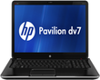 Pavilion dv7tqe 17.3'' Laptop with Intel Core i7-3610QM