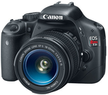 EOS Rebel T2i 18-Megapixel SLR Camera + Lens (Refurb)