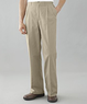 Towncraft Men's Pleated Easy-Care Pants