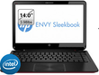 ENVY 4t 14'' Laptop w/  Intel Core i3-2377M CPU