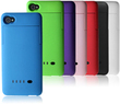 1,900mAh Battery Case for Apple iPhone 4/4s