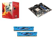 AMD A4-3400 Llano 2.7GHz Dual-Core Processor Bundle