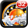 eWeather HD for iPhone, iPod touch, iPad