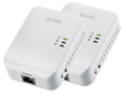 ZyXEL AV Powerline Wall Mount Ethernet Adapter Starter Kit