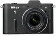 Nikon 1 V1 10.1-Megapixel Mirrorless Digital Camera + Lens