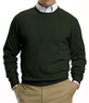 Men's Traveler Cashmere Crew Neck Sweater
