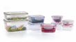 Microban 18 Piece Food Storage Set