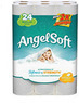 Angel Soft Regular Bathroom Tissue 24-Pack