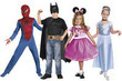 Child Character Halloween Costume Value Bundle