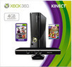 Xbox 360 4GB Kinect Tiger Woods Bundle