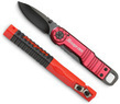 Snap-On Tools Folding Stainless Steel Knife & Sharpener Kit