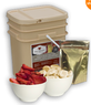 Wise Food Freeze Dried Emergency Survival Food Bucket