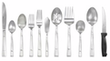 Manhattan Frost 106 Piece Flatware Set