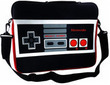 Nintendo NES Controller Messenger Laptop Bag