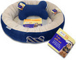 ASPCA Round Fur Pet Bed Bundle (3-piece Set)