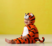 Baby Boys' Tiger Costume
