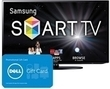 Samsung 50 UN50EH5300 1080p LED Smart HDTV w/ $200 GC