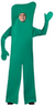 Gumby Open Face Adult Costume