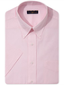 Club Room Short Sleeve Dress Shirt, Pink