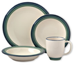 Ocean Breeze 16 Piece Dinnerware Set