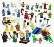 Lego Education Community Minifigures 256-Piece Set