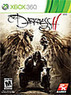 The Darkness II Xbox 360 Game