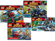 Lego Marvel Super Heroes 4 Pack Bundle
