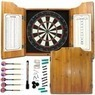 Solid Wood Dart Cabinet Set